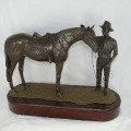 Stockman & Station horse