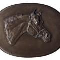 P10 Quarter Horse Head Plaque